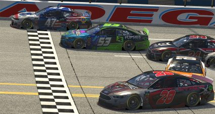Ottinger Wins Thriller at Talladega
