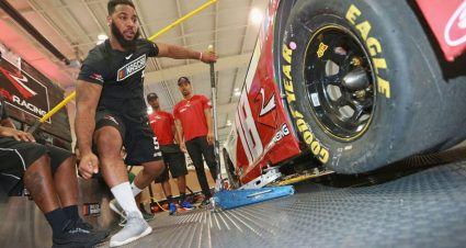 NASCAR, Rev Racing reveal top collegiate athletes for NASCAR Drive for Diversity National Pit Crew Combine