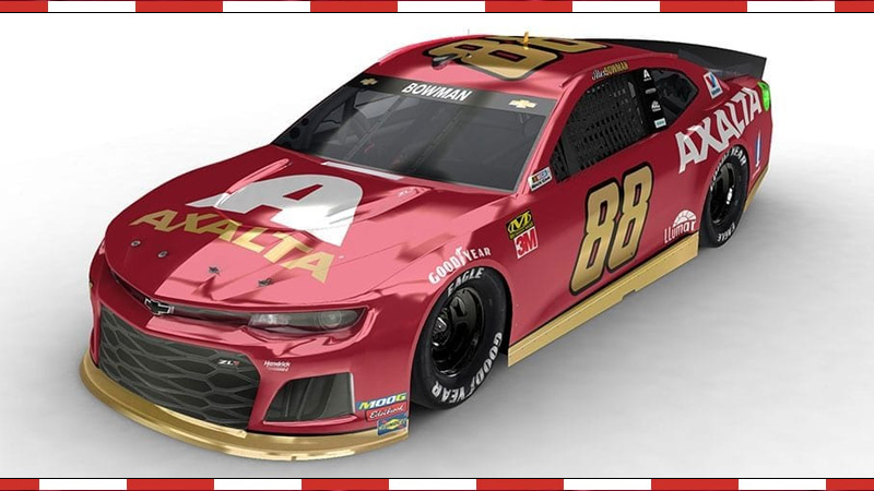 Alex Bowman Darlington