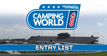 Camping World 400 Entry List