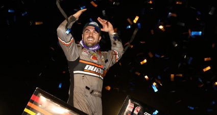 Gravel Wins First Round of Morgan Cup