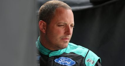 NASCAR Suspends Sauter