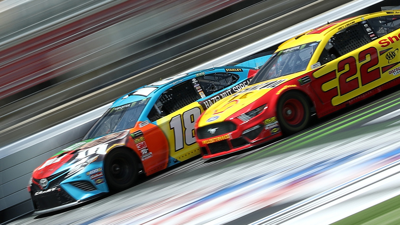 Monster Energy Cup Series Team Power Rankings After 12