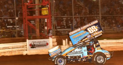 Dewease Wins at Lincoln Speedway