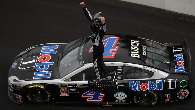 MRN - The Voice of NASCAR - Radio, Race Results, Schedule