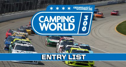 Camping World 300 Entry List