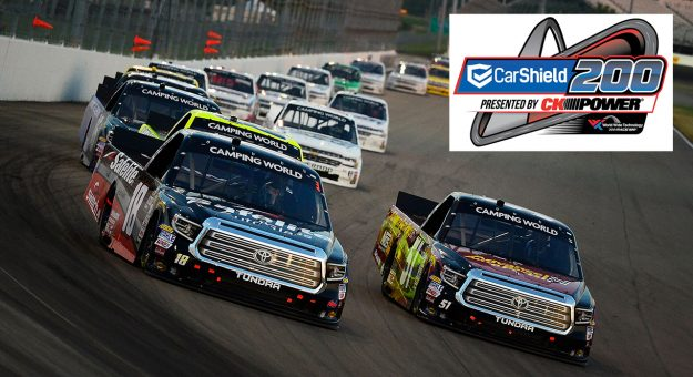 Updated Gateway Schedule - MRN - Motor Racing Network
