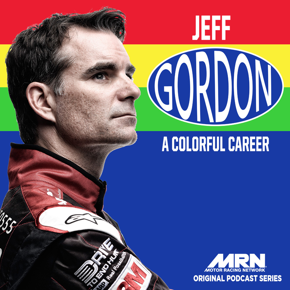 Jeff Gordon Podcast