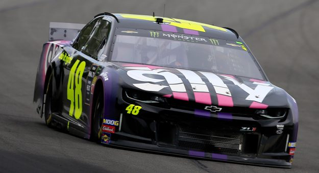 Cliff Daniels Named Crew Chief for Jimmie Johnson | MRN
