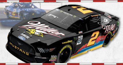 Keselowski's Throwback Unveiled