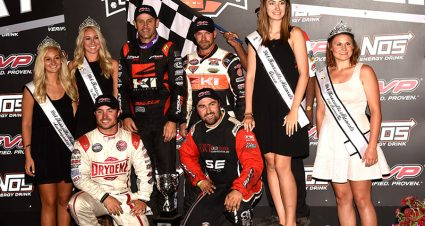 Kerry Madsen Wins Hard Knox Race to Transfer