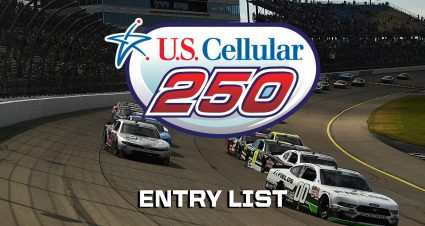 U.S. Cellular 250 Entry List