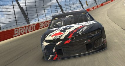 Leahy Takes Points Lead with Chicagoland Win
