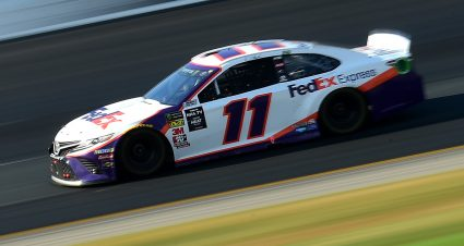 Hamlin Frustrated With Second