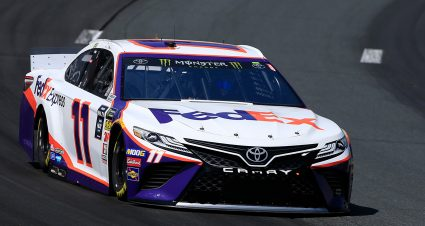 Hamlin, Newman to Backup Cars