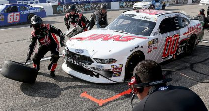 Two NXS Crew Chiefs Fined