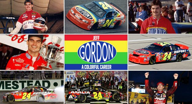 Jeff Gordon Career