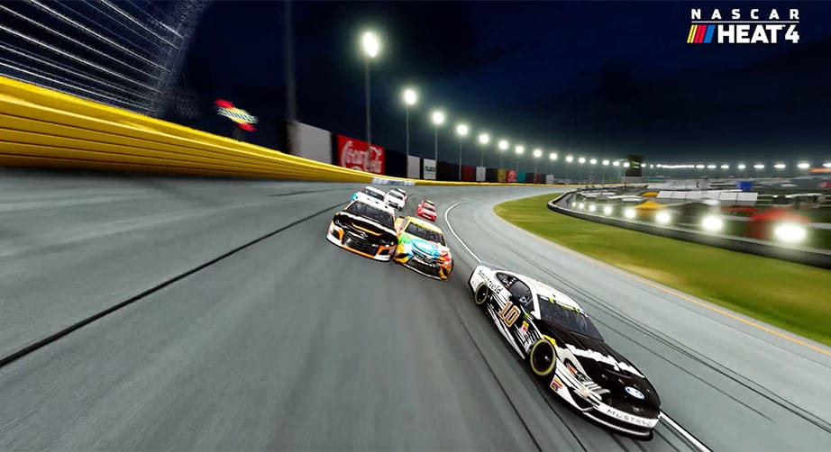 Roush Stage 3 >> NASCAR Heat 4 Cover Athlete, Game Enhancements to be ...