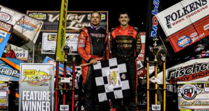Reutzel Leads All Stars to Victory