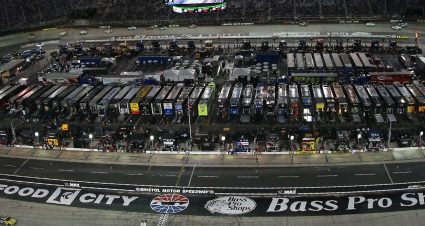 Bristol Pit Stall Assignments