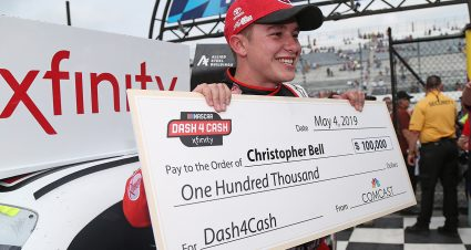 Changes for Dash 4 Cash, 'The Trip'