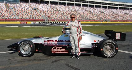Andretti Named Pace Car Driver for Roval