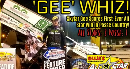 Gee Dominates Lincoln for First All Star Victory