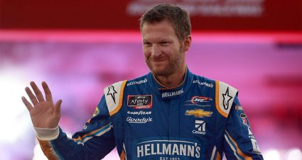 Dale Jr. Plans to Race Darlington