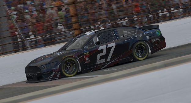 27 Indy Iracing