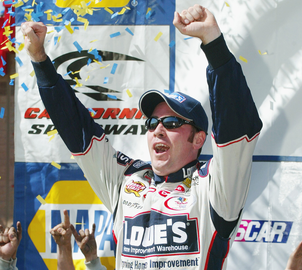 Jimmie Johnson 2002