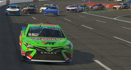 Zalenski Scores iRacing Series Win at Roval