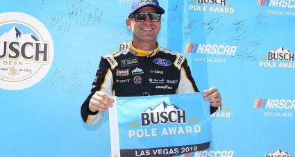 Bowyer Ends Pole Drought