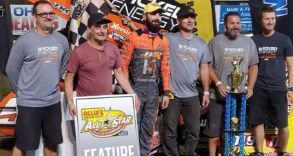 McFadden Two-for-Two at Atomic