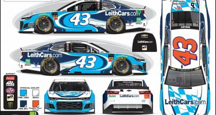 LeithCars.com to Sponsor Wallace at Charlotte