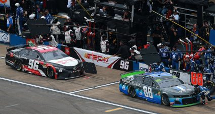 Talladega Pit Stall Assignments