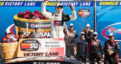 Ty Gibbs Earns First NASCAR Win