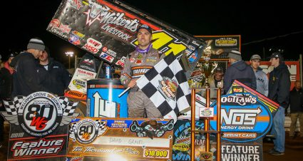 Gravel Wins First Night of National Open