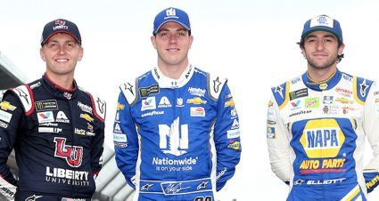Pressure On for Hendrick Drivers