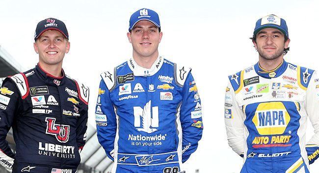 Pressure On for Hendrick Playoff Drivers