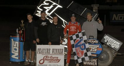 Bell Wins at Tri-State