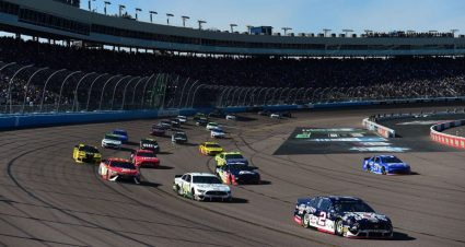 Five Crew Chiefs Fined after Phoenix