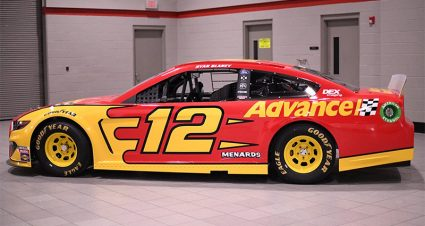 Advance Auto Parts to Sponsor Blaney