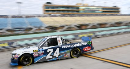 Ford EcoBoost 200 First Practice Speeds