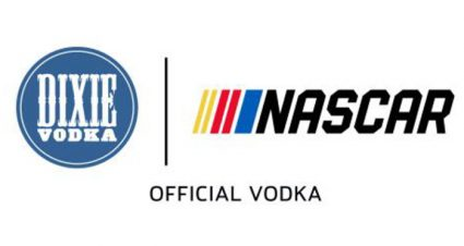 NASCAR, Dixie Vodka Announce Partnership
