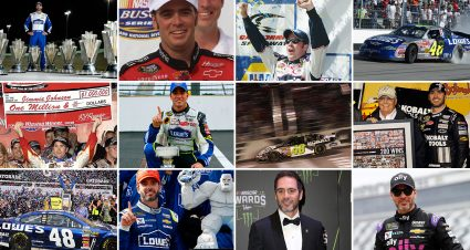 Jimmie Johnson Through the Years