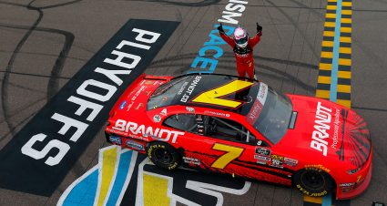 Allgaier Punches Ticket to Miami