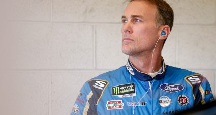 Harvick: 'It's Been a Grind, a Battle'
