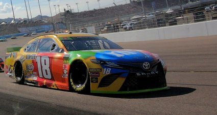 Kyle Busch Moves On