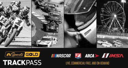 NASCAR, NBC Sports Launch TrackPass