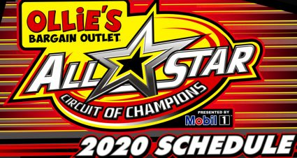 All Star Circuit of Champions 2020 Schedule Announced